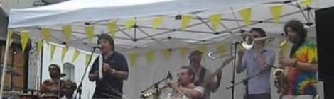 Atlantico - La Negra Tomasa - live @ Romsey Beggars' Fair